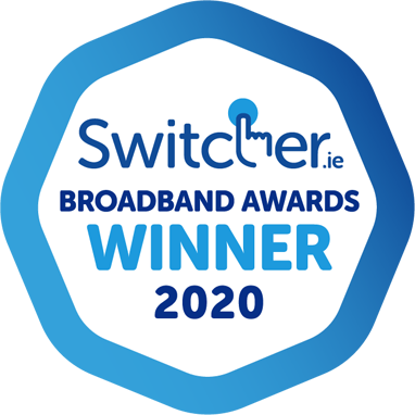 Best Value Home Broadband 2020 Switcher Award